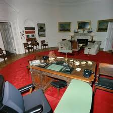 Oval Office White House State Funeral Of President Kennedy White House Redecorated Oval