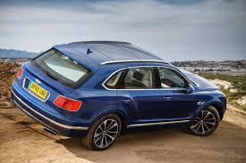 custom bentley bentayga car picker blue bentley bentayga