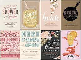 kitchen themed bridal shower ideas 23 bridal shower invitation ideas that you re going to