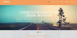 9 beautiful free church website themes templates free premium