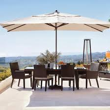 Frontgate Outdoor Shower - easy shade outdoor umbrella frontgate