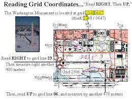 How To Read A House Plan How To Read A United States National Grid Usng Spatial Address