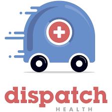 Radio Dispatch Logos Dispatchhealth Fullcolor Logo Peoplecarehs Peoplecarehs