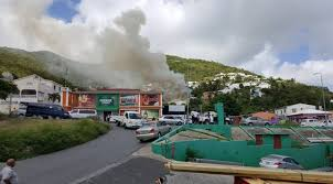 bureau valley martinique st maarten dept responds to two fires today dcomm government