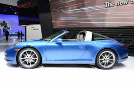 porsche 911 targa launched in india at inr 1 59 crore