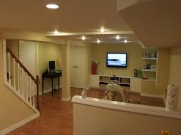 Ideas For Finished Basement Cool Best Of Finished Basement Contemporary De 2356