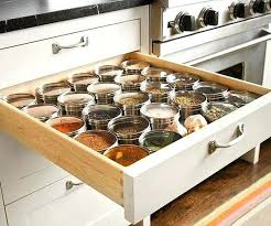 best kitchen storage ideas spice drawer storage modern furniture best kitchen storage ideas