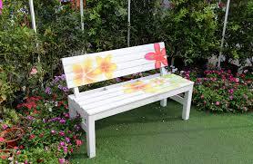 Outdoor Benche - white outdoor bench design outdoor furniture white outdoor