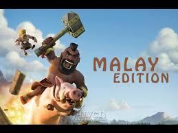 cara serang menggunakan hog rider town hall 9 malay edition