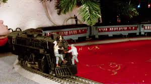 lionel o scale polar express set layout in hd 6