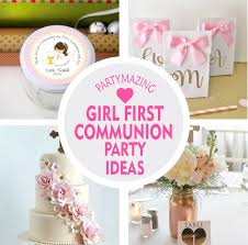 communion ideas 9 girl communion party favors and party ideas partymazing