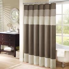 Croscill Opulence Shower Curtain Ivory U0026 Cream Ruffled Shower Curtains You U0027ll Love Wayfair