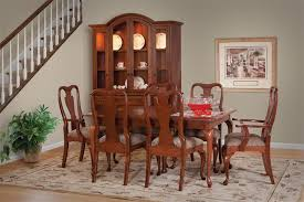 queen anne classic dining chairs style