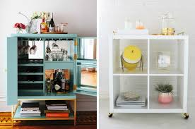 Diy Bar Cabinet Furniture Trendy 16 Things You Can Totally Diy From Anthro U0027s