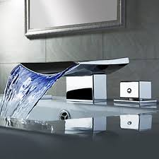 Faucets Wholesale Waterfall Faucets For Bathroom Sinks Gallery Decoration Interior