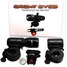amazon black friday camera sale amazon com bright eyes led bike light set 280 lumens front