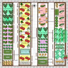 how to layout a vegetable garden best idea garden