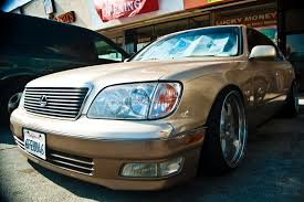 lexus ls400 lowered daily rider ls400 iron fist photography