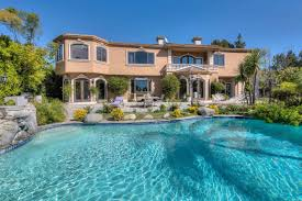 Bel Air Mansion by Mansion With Swimming Pool Spa And A Barbecue For Sale In Bel Air