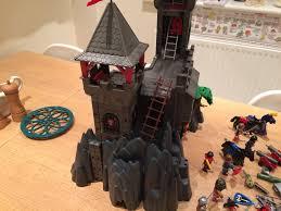 imaginext castle bridge family abridged