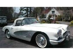 1959 corvette for sale 1959 chevrolet corvette for sale classiccars com cc 1003111