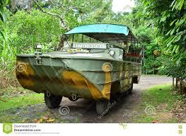 amphibious vehicle duck australian amphibious vehicle dukw drive in queensland australia