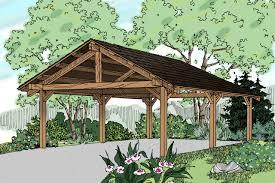 Carport Design Plans House Plans With Carport Underneath Small Carports Carport Plan 20