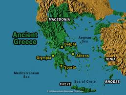 Map Of Ancient Greece by The Global History Explorer Aim How Did The Geographic