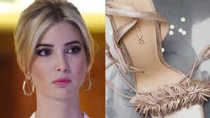 ivanka trump amazon ivanka trump accused of copying popular shoe design