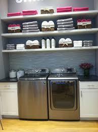 Shelf Ideas For Laundry Room - best 25 laundry room shelving ideas on pinterest laundry room