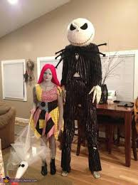 Sally Halloween Costumes Sally Skellington Costume