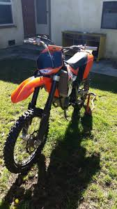 2008 ktm 250 sxf motorcycles for sale