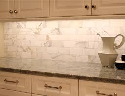 marble subway tile kitchen backsplash marble kitchen backsplash the backplash on the side walls of the