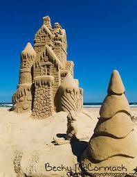 fun idea for a sand castle just build their favorite car to