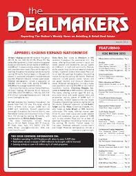 dealmakers magazine may 24 2013 by the dealmakers magazine issuu