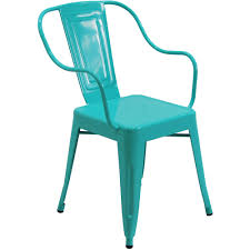 Turquoise Chair Better Homes And Gardens Camrose Farmhouse Industrial Chairs 4pk