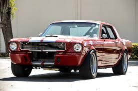 mustang vintage 1966 ford mustang vintage race car sold