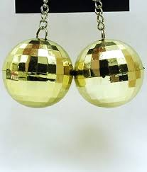 disco earrings disco earrings candy apple costumes