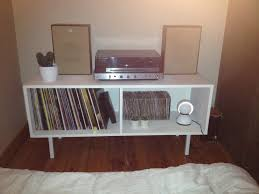 Wohnzimmer Records Diy Vinyl Record Storage Cupboard Record Players Pinterest