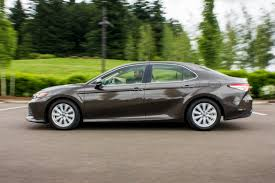 camry 2018 toyota camry review first drive news cars com