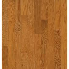 shop bruce america s best choice 3 25 in butterscotch oak solid