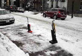 chicago parking dibs the unwritten thrillist chicago