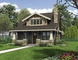 bungalow house plans with front porch this cozy craftsman cottage house plan is for a small lot