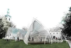 Temporary Gallery Of Naves Temporary Pavilion Proposal Appareil 1