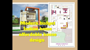 Ground Floor House Elevation Designs In Indian Modern Budget Indian Home House Map Elevation Design Floor