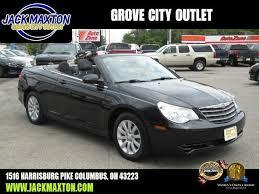 2004 Chrysler Sebring Convertible Interior Chrysler Sebring Convertible In Ohio For Sale Used Cars On