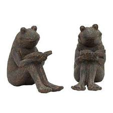 Frog Desk Accessories Three 2 64 The Home Depot
