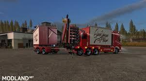 volvo 800 truck lantmanen fs volvo 750 bruks mod farming simulator 17