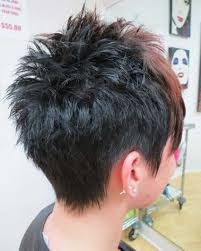 haircuts for women long hair that is spikey on top short spiky haircuts hairstyles for women 2018 page 3 of 10