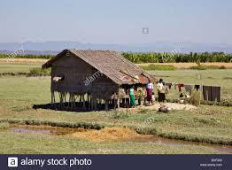 myanmar burma rakhine state laung shein a typical mro house